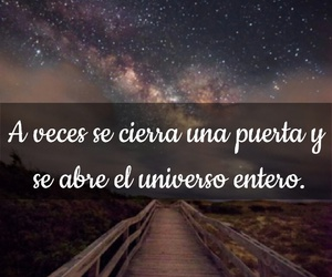 frase, frases, and universe image