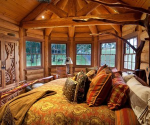 country, decor, and house image
