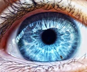azure, blue, and blue eyes image