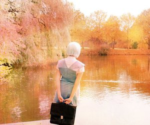 colors, cosplay, and rei ayanami image