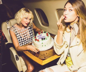 Taylor Swift, gigi hadid, and birthday image