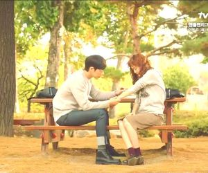 cheese in the trap, kdrama, and kim go eun image