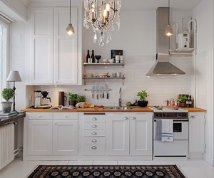 ideas, inspiration, and kitchen image