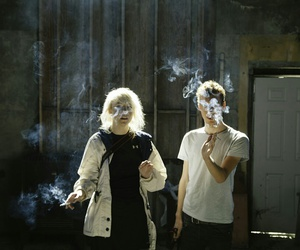 smoke, grunge, and boy image