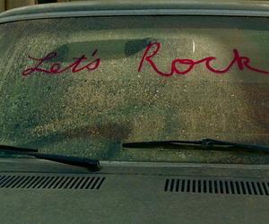 rock, car, and grunge image