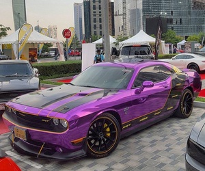 boys, chevrolet, and purple image
