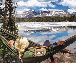 adventure, beautiful, and hike image