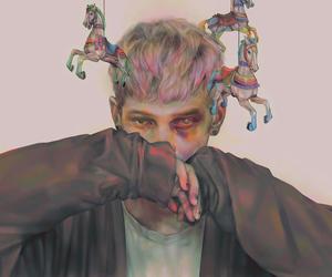 art, boy, and xhxix image