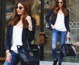 fashion, fashion blogger, and outfit of the day image