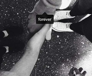 forever, love, and couple image