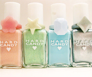 nail polish, nails, and hard candy image