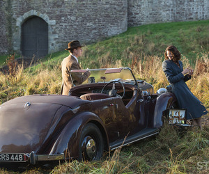 outlander and frank & claire image