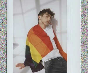 troye sivan, troye, and gay image