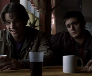 dean, Jensen Ackles, and jared padalecki image