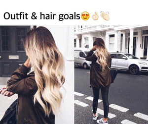 girl, hair, and awesome image