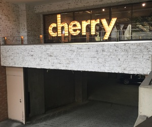 cherry and store image
