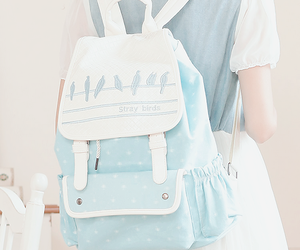 cute, bag, and kfashion image
