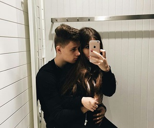 couple, girls and boys, and tumblr couple image