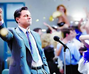 leonardo dicaprio, dicaprio, and the wolf of wall street image