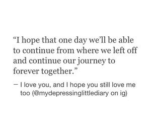 breakup, depressed, and future image