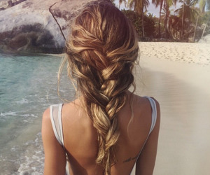 fashion, hair, and lové image