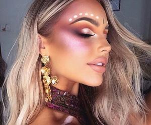 awesome, bronze, and eyeshadow image