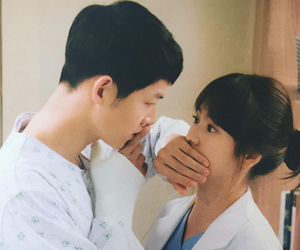 descendants of the sun, song hye kyo, and song joong ki image
