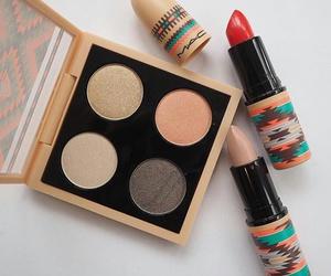 beauty, mac, and eyeshadow image