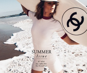 chanel, fashion, and summer image