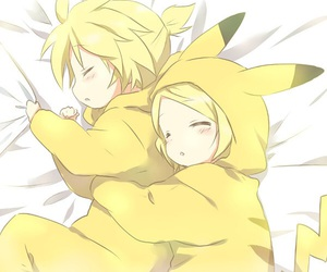 pikachu, vocaloid, and anime image