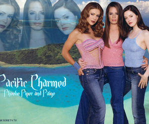Alyssa Milano, and, and charmed image