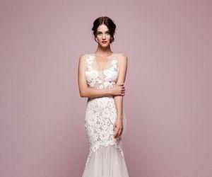 bridal, dress, and dresses image