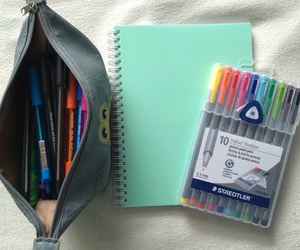 colorful, inspiration, and study image