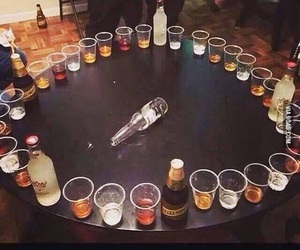 alcohol, party, and game image