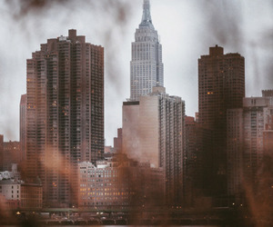 architecture, buildings, and new york image