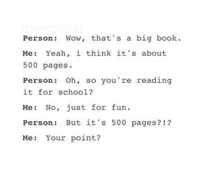 books, bookworms, and funny image