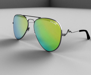 etsy, ray ban, and mirrored sunglasses image
