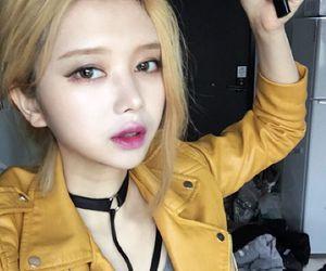 flawless, cute, and korean girl image