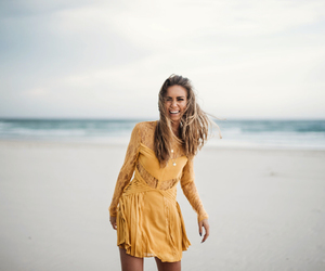 fashion and beach image