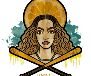 lemonade, beyoncé, and queen bey image