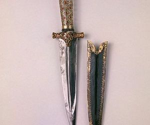 sword and dagger image