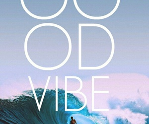summer, good vibes, and surf image