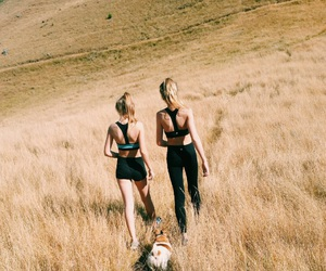 grass and hiking image
