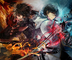 elsword and raven image