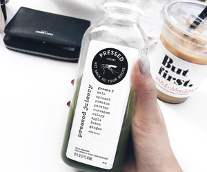 drink, coffee, and juice image