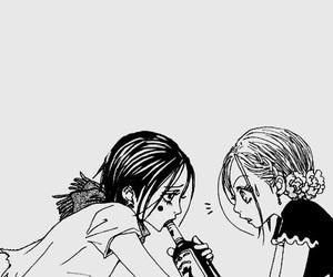 hachi and manga image