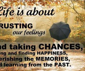 memories, quotes, and happiness image