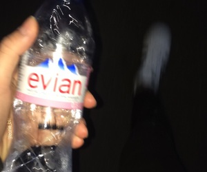 night and evian image