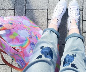 care bears, clothes, and fashion image