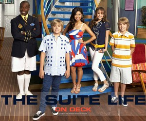 disney, dylan sprouse, and brenda song image